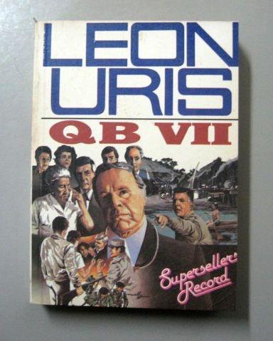 Qb Vii - Leon Uris Original