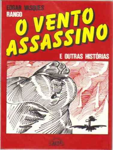 O Vento Assassino E Outras Histórias-edgar Vasques/rango Original