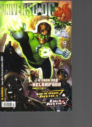 Universo Dc Nº 12 - Dc - Panini Comics Original