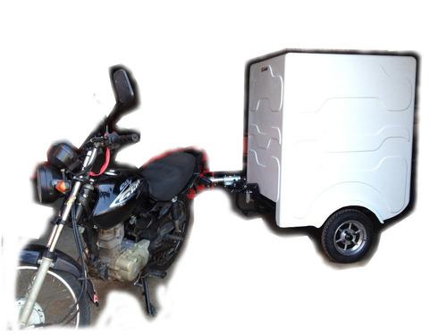 Semi Reboque, Baú Gg P/ Moto, Flexmoto, Lavanderia