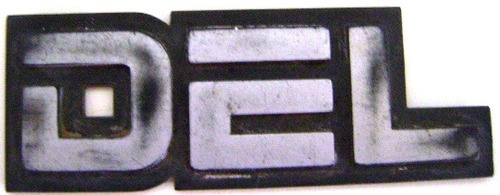 Emblema Del Rey - Del Original