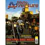 Moto Adventure N°17 Triumph Tiger Suzuki Gsx r 1000 Daytona