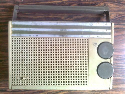 Radio Antigo Fhilips Original
