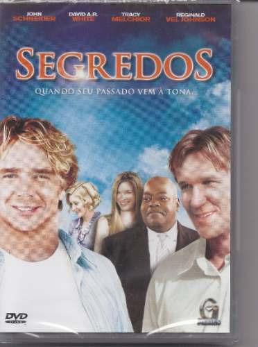 Segredos **lançamento**- Dvd - Filme - Gospel Original