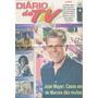Jornal Diario Da Tv: José Mayer, Lázaro Ramos, Glória Maria