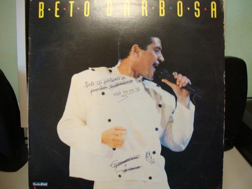 Vinil Beto Barbosa Original