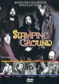 Stamping Ground Show Com Os Maiores Nomes Do Rock Dvd Original