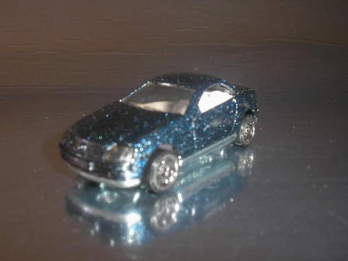 ( L - 110 ) Hot Wheels Antigo Miniatura  Mercedes Benz  Slk