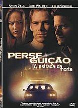Dvd  Do Filme Perseguição - A Estrada Da Morte Original