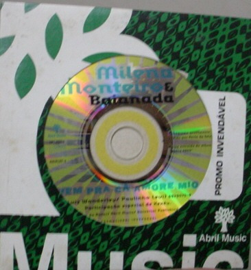 Single Milena Monteiro E Baianada   -   B119 Original