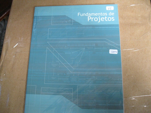 Livro  =  Fundamentos De Projetos Original