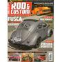 Rod & Custom Nº22 Fusca Maverick V8 Marta Rocha