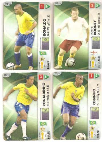 Cards Da Copa 2006