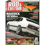 Rod & Custom Nº21 Maverick V8 Dodge Dart Opala V6