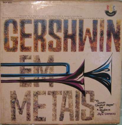 Gershwin Em Metais   -  The World