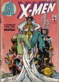 Grandes Heróis Marvel 28 * X-men * Jun/90 * Ed. Abril Original