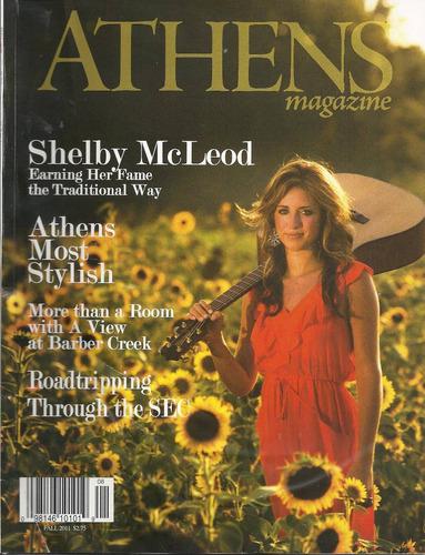 Revista Athens: Shelby Mcleod / Katie Jacobs / Cassie Pickre Original