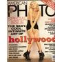 Revista American Photo Hollywood (inglês) Nicolas Cage