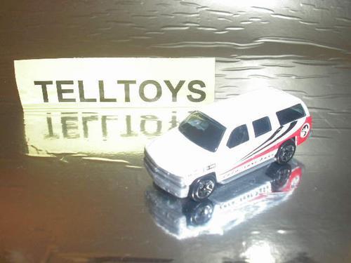 ( L - 140 ) Matchbox Miniatura Do  Chevy Suburban