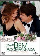 Dvd Original Do Filme Muito Bem Acompanhada ( Debra Messing)
