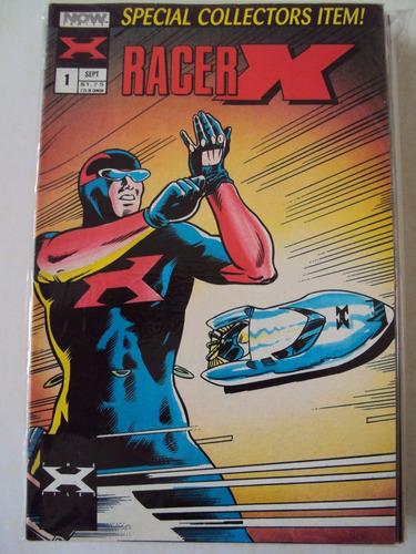 Racer X # 01 - Corredor X - Speed Racer - Importada Original