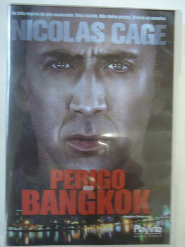 Dvd  ` Perigo Em Bangkok ´ Original