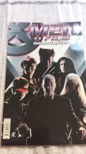 Hqs Revistas X Men O Filme Original