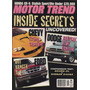 Motor Trend Ago/1996 Acura Cl Nissan 240sx Honda Cr v Dakota