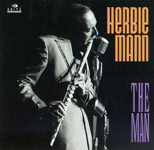 Cd Herbie Mann The Man Original