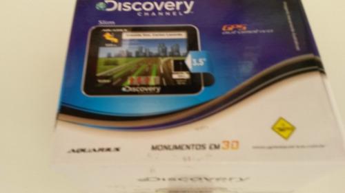 Gps Discovery Aquarius Original