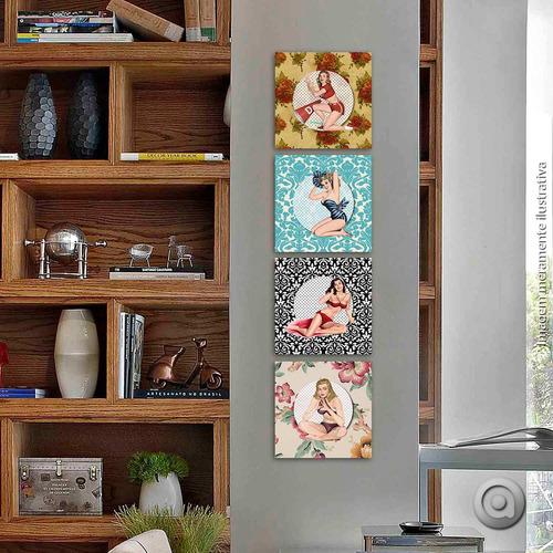 Canvas Haus For Fun Kit Pin Up 20x20 Original