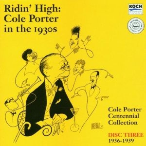 Cd Cole Porter 1930