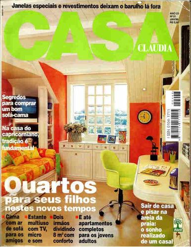 Casa Cláudia 448 * Jan/99 Original
