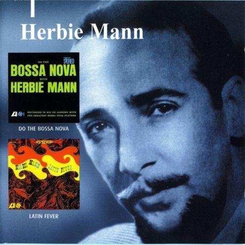 Cd Herbie Mann Bossa Nova / Latin Fever Original