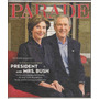 Jornal Parade: George Bush & Laura Bush / Tommy Hilfiger !!