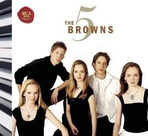 Cd The 5 Browns Original