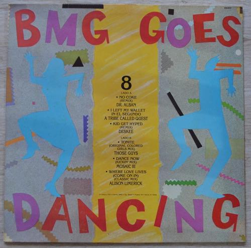 Lp Vinil - Bmg Goes Dancing Vol. 8 Original