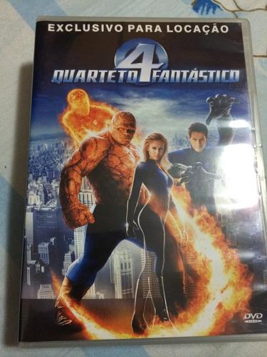 Dvd Quarteto Fantastico Original