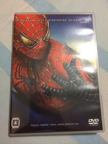 Dvd Homem Aranha 3 Original