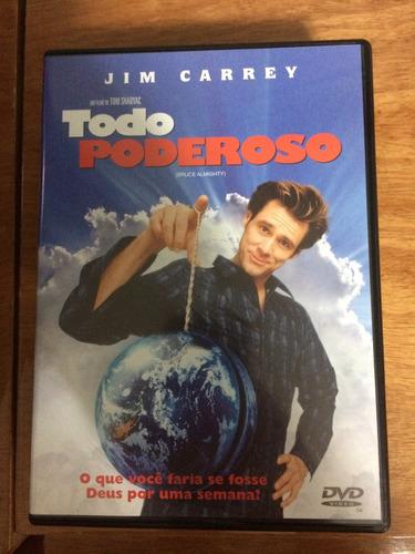 Dvd Todo Poderoso Original