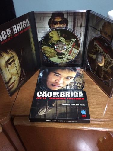 Dvd Cão De Briga Original
