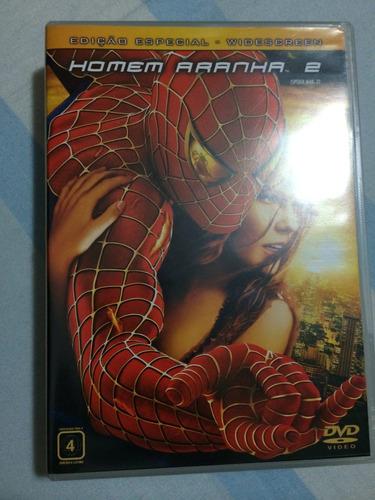 Dvd Homem Aranha 2 Original