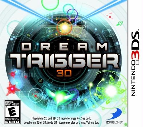 Dream Trigger 3d - Nintendo 3ds Original