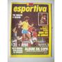 Revista Manchete Esportiva Leônidas Da Silva, mendonça 1978