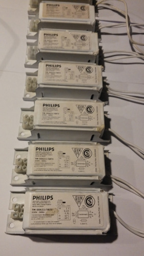 Transformador 220 - 12 Volts 50w Philips Brasilero (b665)