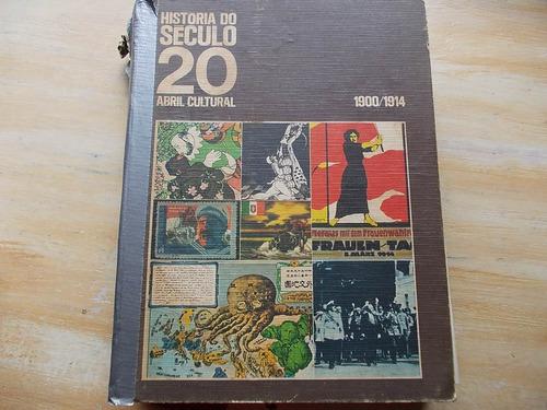 Livro História Do Século 20 - 1900 - 1914 - Volume 1 Original