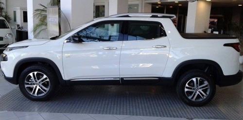Fiat Toro Freedom 4x4 At9 320.000 Y Cuotas De $15.900  Arg