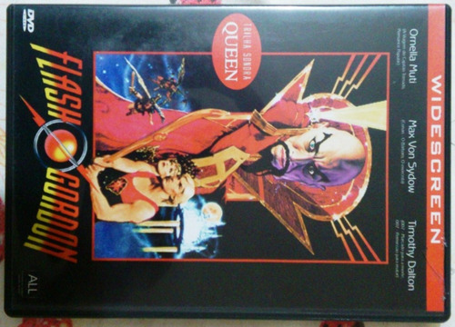 Dvd - Flash Gordon Original