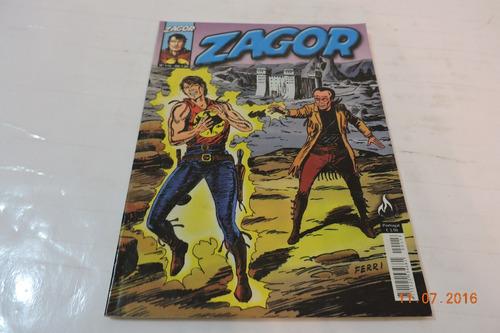 Revista Gibi Zagor  Nº 118  Mythos Original