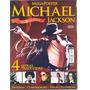 Revista Poster Minuano: Michael Jackson / O Rei Do Pop